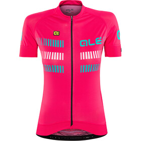 Alé Cycling Graphics PRR Strada Shortsleeve Jersey Dam petroleum-turquoise